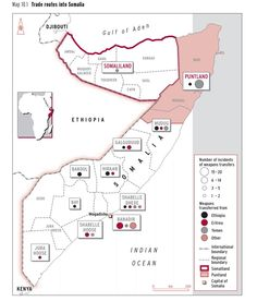 A California Bank's Decision Could Have Huge Ramifications In #Somalia #remittances #diaspora