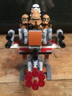 Clonetrooper swamptrooper Stormtrooper Lego star wars
