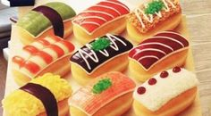 Move over #Cronut, the #Sushi #Donut has arrived - http://www.finedininglovers.com/blog/out-of-the-blue/move-over-cronut-the-sushi-donut-has-arrived/