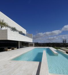 Travertine Stone House from A-Cero