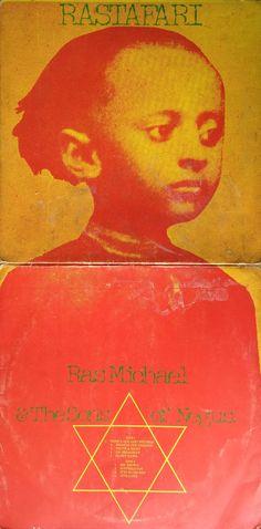 Ras Michael & The Sons Of Negus - Rastafari (gatefold 1)