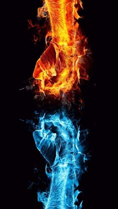 Fire and Water!