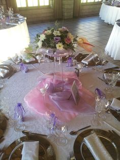 Pink and lilac wedding Flowers by Vergeet - My - Nie www.vergeetmynieflorist.co.za