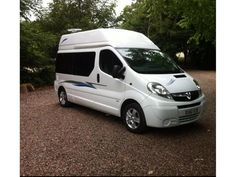 2011 VAUXHALL VIVARO Fantastic Campervans High Roof Full Side Conversion Diesel in Cupar | Auto Trader Motorhomes