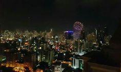 Celebrando el año 2015 en Panamá