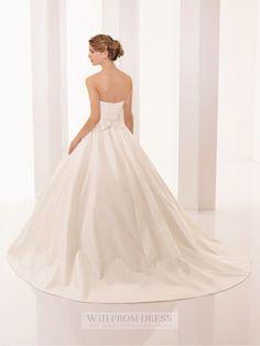 gorgeous wedding dresses | Home > Wedding Dresses > Wedding Dresses > Gorgeous Satin Sweetheart ...