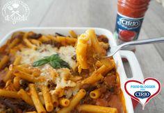 Pasta con funghi piselli e salsiccia | Cirio ricetta di @giadarappelli #pomodoro #ricetta #recipes #tomato #recipe #italianrecipe #pasta #funghi #piselli #salsiccia