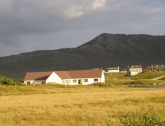 Rushlee House, Lochmaddy, North Ust, Western ISles. Bed and Breakfast Holiday Accommodation in Britain