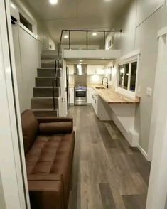 the pleasure is mine - wednesday - Tiny house tour ▶️ Would you like to live here? Tag two people who might like to live here. <All credit correspond to photographer/designer/owner/creator> Tiny House Loft, Best Tiny House, Modern Tiny House, Tiny House Living, Small House Plans, Tiny Home Floor Plans, Home Depot Tiny House, Tiny Guest House, Tiny House Luxury