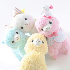 picture of Goodnight Alpacasso Plushies (Big) 3