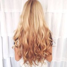 Image result for strawberry blonde reverse ombre