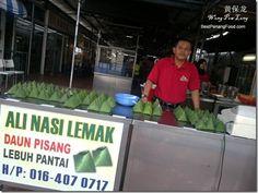 The boss of Ali Nasi Lemak Review