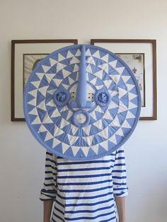 Shin Murayama, 太陽の面 Taiyo no Men (The Mask of The Sun) (Prototype), 2013