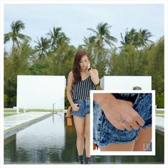 Lissa Kahayon is wearing her Ring Bracelet Sideway Cross.  Photo Credit: Lissa Kahayon (One of Top 10 Female Fashion Bloggers in the Philippines)  For Special Offer, send us your phone number and our Product Specialist will call you back ASAP. Or you may call our office: (02)7346956   Globe: 09176626376   Smart/Sun: 09205407390   Viber: 09271214984