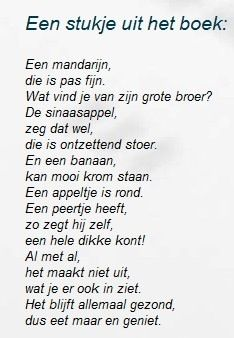 Versje Learn Dutch, Fruits And Vegetables, Spelling, Me Quotes, Have Fun, Letters, School, Food, Google