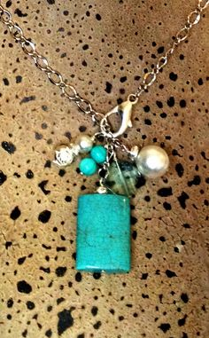 Love Turquoise Necklaces