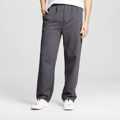 1ab4c8268 Whether you're working out or lounging the Hanes Premium Men's Fleece  Sweatpants are your