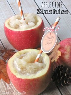 These apple cider sl