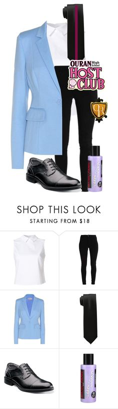 """Me In: OHSHC"" by xxstar-childxx ❤ liked on Polyvore featuring Misha Nonoo, Emilio Pucci, MICHAEL Michael Kors, Florsheim and Manic Panic NYC"