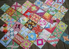 I'm pulling out the Farmer's Wife blocks again | Flickr - Photo Sharing!