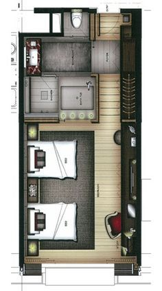 Hotel plan http://patriciaalberca.blogspot.com.es/