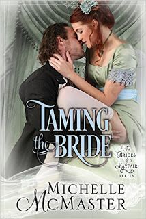 Awesome Romance: Taming The Bride by Michelle McMaster @AuthorMichelle2