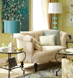 31 Brilliant Living Rooms Ideas for Small Spaces – Equipment Area