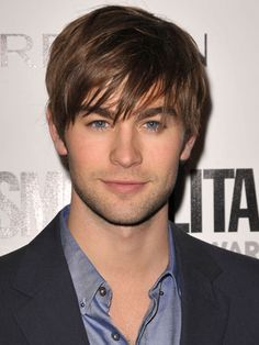Chace Crawford- great hair in season one of Gossip Girl 2015 Hairstyles, Great Hairstyles, Fringe Hairstyles, Popular Hairstyles, Men's Hairstyle, Chace Crawford, Nate Archibald, Medium Hair Cuts, Medium Hair Styles