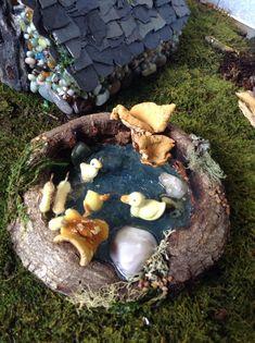 Miniature Fairy Garden Pond Miniature Duck Ponds Terrarium Ideas OOAK Handmade Miniature Pond Fairy Garden Ponds Fairy Garden Accessories Garden – home accessories Wall Terrarium, Terrarium Ideas, Ponds Backyard, Garden Ponds, Duck Pond, Fairy Garden Accessories, Landscape Plans, Miniature Fairy Gardens, Miniatures
