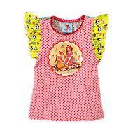 Mim-Pi T-shirt Roze