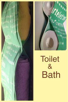 DIY:ToiletとBathの収納