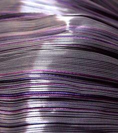 Bombyx Mori S.R.L. - Material - BMX008 metal fabric