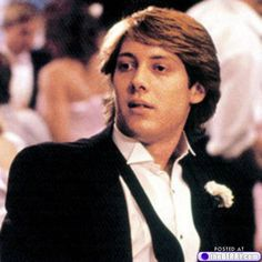 My expression when I deal with rude people. (James Spader Pretty in Pink) James Spader Young, Avatar, Wedding Movies, Cinema, Actor Studio, Pink Photo, Raining Men, Good Looking Men, Famous Faces