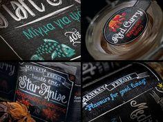 Market Fresh Branding by Quatre Mains » Retail Design Blog