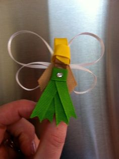 Tinker Bell Hairbow
