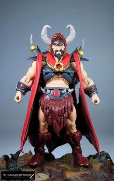 "**NEW** Masters Of The Universe Classic DAMON Custom 7"" MOTUC Action Figure | Toys & Hobbies, Action Figures, Comic Book Heroes | eBay!"