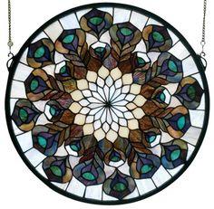 MATIN LUMINEUX: Vitraux Art Nouveau