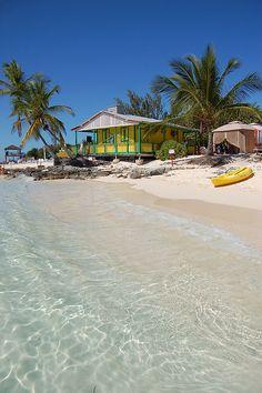 Discovery Island, Nassau, Bahamas