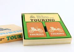 1965 Parker Brothers Touring Card Game