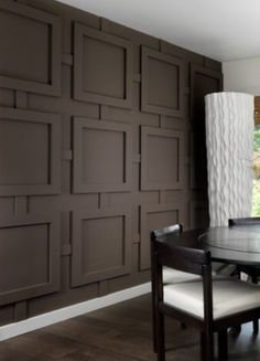 New living room wood trim wainscoting Ideas - All About Decoration Accent Wall Designs, Accent Decor, Wall Trim, Trim For Walls, Wall Molding, Moulding, New Living Room, Living Room Wall Ideas, Accent Walls In Living Room