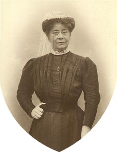 Isla Stewart (1856-1910), who was Matron at St Bartholomew's Hospital from 1887 until her death in 1910, was responsible for the training of nurses there and the overseeing of the nursing staff