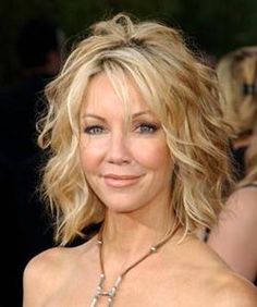 Love Heather Locklear and her hair!