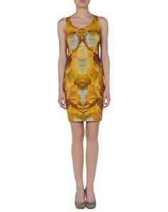 Alexander mcqueen Women - Dresses - Short dress Alexander mcqueen on YOOX