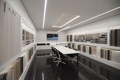 Presentamos el nuevo showroom #Urbatek, especialista en #porcelánico técnico de #PORCELANOSA Grupo en la XXII Muestra #Internacional. El espacio potencia el diálogo de los #materiales con la #arquitectura y el #interiorismo,  #Cerámica #Ideas #Tiles #PorcelanosaExperience #Living #Home #Design #Interiorism #Materials