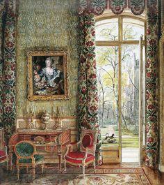 Alexandre Serebriakoff (Russian 1907-1994) AVeryGoodLife.com ~ New York Story