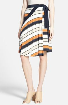 Bailey 44 'Fonda' Wrap Skirt available at #Nordstrom