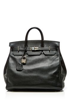 947bcf65f0d Hermes 40cm black clemence leather hac birkin by HERITAGE AUCTIONS SPECIAL  COLLECTION for Preorder on Moda