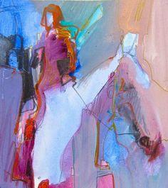 Lesley Humphrey equine artist http://www.soulcollage.com/sites/default/files/imagepicker/Spirit%20Horse.jpg