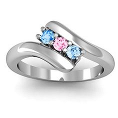 mother's ring...August, December, and May...engraved all 3 kids' names...would LOVE it! ;)