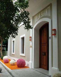 Budget Hotels in Pondicherry | Pondicherry Hotels | Hotel Villa Shanti